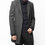 【チェスターコート?ステンカラーコート?】ロングコートの着こなし、合わせ方、トレンドを徹底解説!!アウターの基礎知識その2