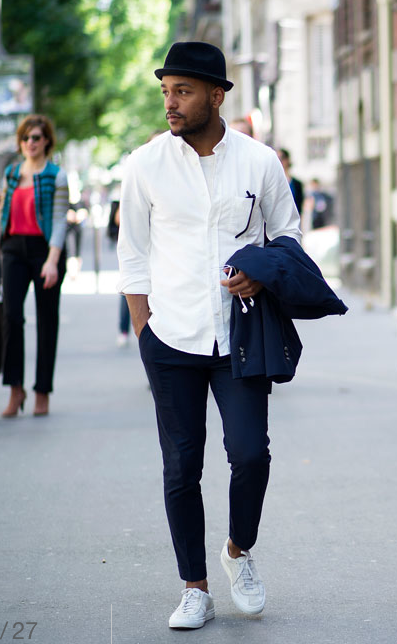 Men's Street Fashion