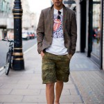 【ショートパンツ&ハーフパンツ】子供っぽくないオシャレに見せるショートパンツの穿きこなし法、着こなし法【視覚効果で脚長に!】