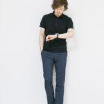 ユニクロの「ドライコンフォートシャツカラーポロシャツ(ボタンダウン・半袖)」はクールビズをオシャレにする必携アイテム【ポロシャツの見分け方】