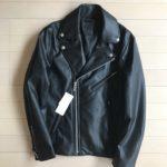 ユニクロのネオレザーダブルライダースジャケットを3万円のブランド品に見せる方法