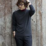 ユニクロ「ヒートテックタートルネックT(長袖)」の正しい着こなし!!【990円でオシャレになる】