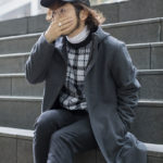 GUマストバイ「ボアデニムジャケット」と「ウールブレンドフーディコート」の着こなし例を紹介!!