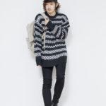 【GUのニットは最近スゴい!!】MBのマストバイ品「フェアアイルクルーネックセーター(長袖)B」