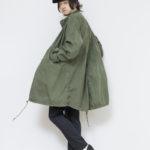 ブランド品と同様のおすすめモッズコートを格安9000円で手にいれる方法。