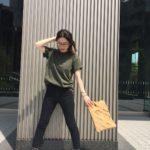 山本あきこ嬢と「3800円の最強無地Tシャツ」作ったったで!