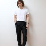 夏の定番!「白Tコーディネート」の正解例を一挙紹介!白Tシャツの限界に挑戦!