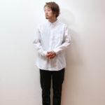 【UNIQLO】1,990円のユニクロ白シャツを最大限おしゃれに見せるためには!?