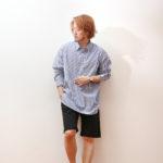買わないと損!?UNIQLOユニクロ1990円で買える名作エクストラファインコットンブロードシャツ!