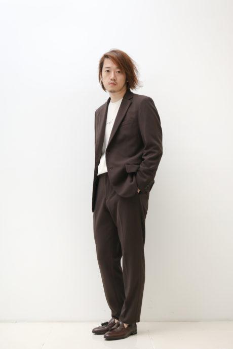 スーツ gu