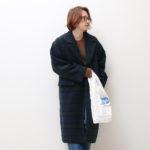 寒い季節に向けて、コートを使った着こなしを指南します!