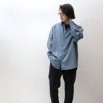 日本人の頭に最適なバケットハット&コスパ最強スタンダードシャツも新色追加で再販します!