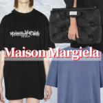 【MaisonMargiela】メゾン・マルジェラに定価7000円のTシャツがあるって知ってる?【MBが最近買った服】